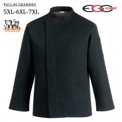 JAQUETA BLACK CONFORT EXTRA TALLAS GRANDES