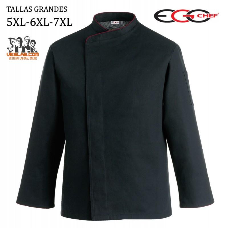 CHAQUETA BLACK CONFORT EXTRA TALLAS GRANDES