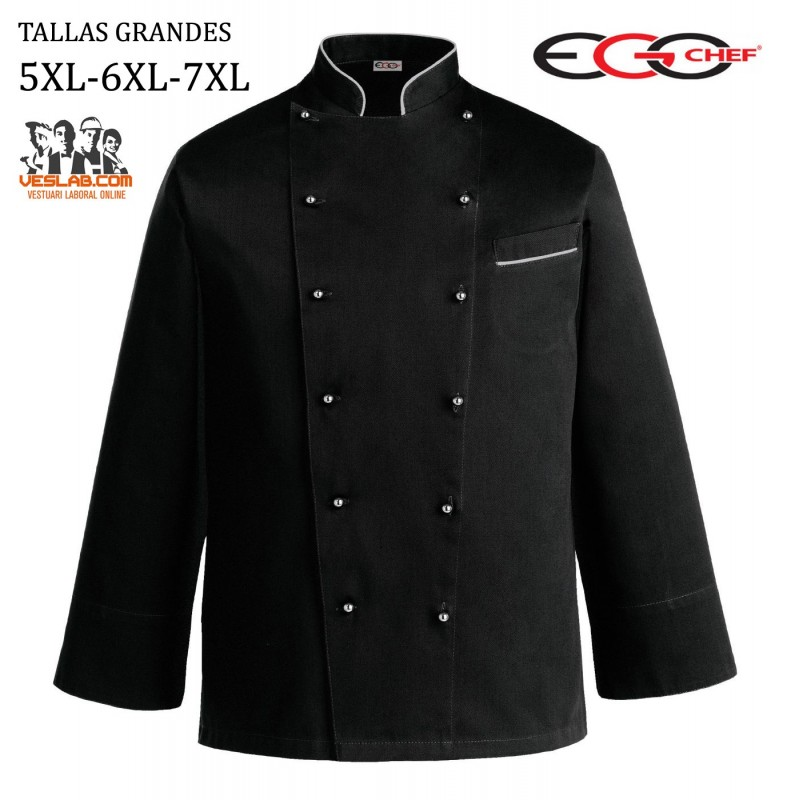 CHAQUETA BLACK FAT BOY TALLAS GRANDES