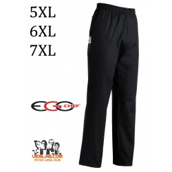 PANTALO EGOCHEF BIG BLACK