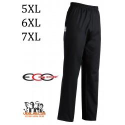 6d74743063b PANTALON EGOCHEF BIG BLACK TALLAS GRANDES
