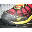 CALZADO CATERPILLAR STREAMLINE CT 01 TRUE RED/BLACK (NO SEGURIDAD)