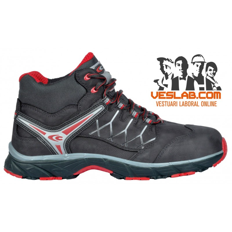 COFRA NEW BRONX BLACK S3 SRC SAFETY TRAINERS