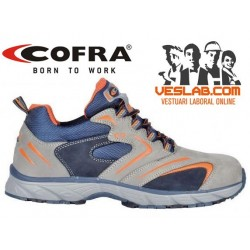 COFRA NEW SQUASH GREY S3 SRC SAFETY TRAINERS