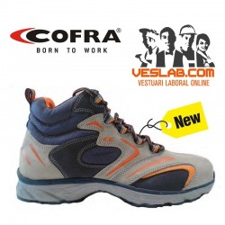 COFRA NEW FITNESS GREY S3 SRC SAFETY BOOTS