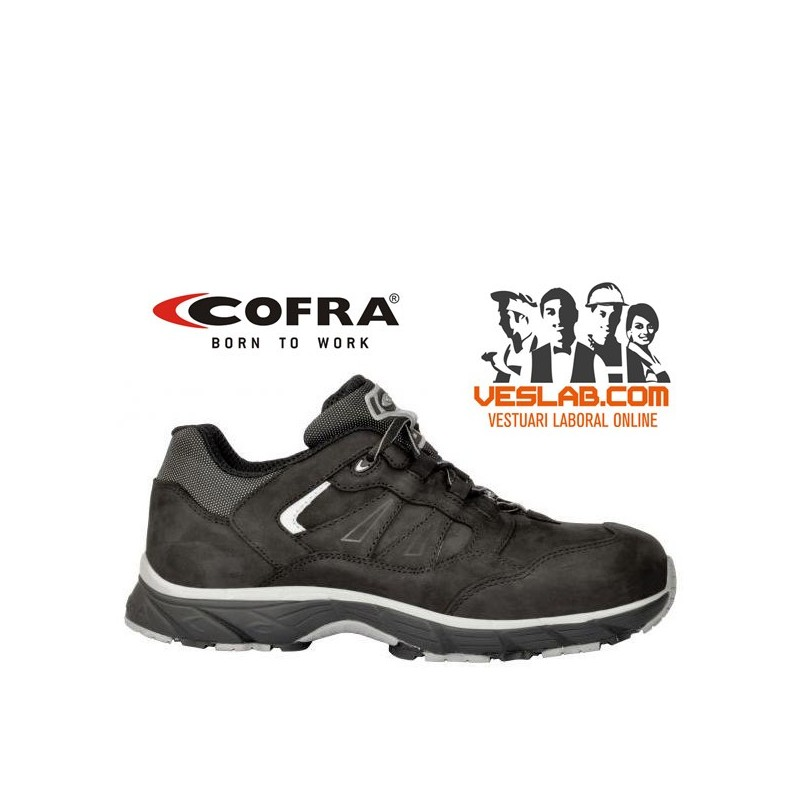 COFRA NEW GHOST BLACK S3 SRC SAFETY TRAINERS