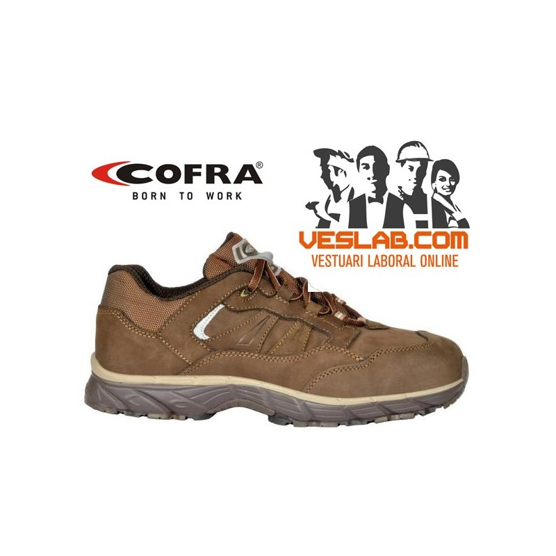 COFRA NEW GHOST BROWN S3 SRC BASKET