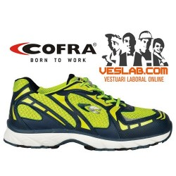 COFRA NEW MATRIX LIME S1 P SRC SAFETY TRAINERS