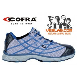 COFRA NEW ALIEN GREY S1 P SRC SAFETY TRAINERS