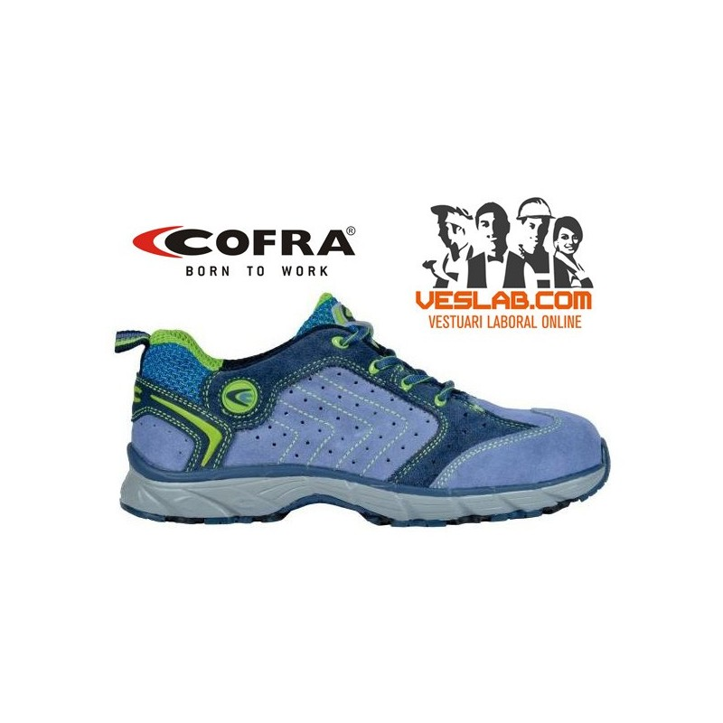 COFRA NEW TWISTER BLUE S1 P SRC BASKET
