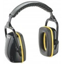 NOISE ATTENUATING FOLDABLE HEADSET