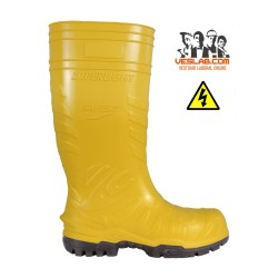 BOTA D'AIGUA COFRA ELECTRICAL SAFEST YELLOW SB E P FO SRC