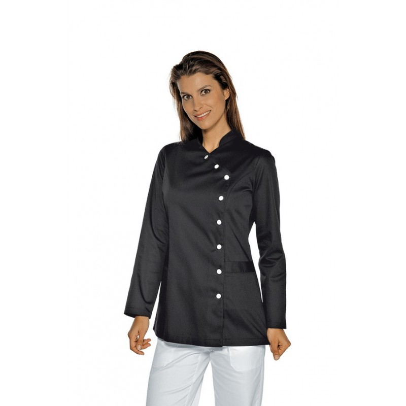 CASACCA NIZZA BLACK LONG SLEEVES