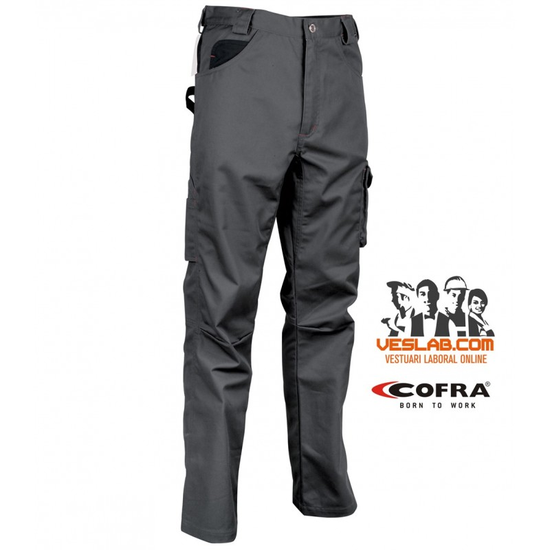 WORK TROUSERS COFRA DRILL