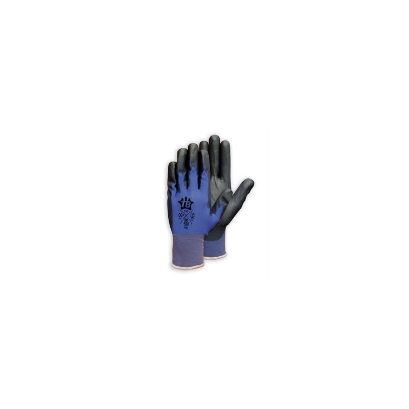 GUANTES TB Extrafinos Nylon (Paquete 10 uds.)