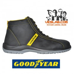 GOODYEAR G3000 BLACK S3 HRO SAFETY BOOTS
