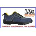 CALZADO GOODYEAR G8000 SERRAJE AZUL S1P SRC
