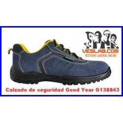CALÇAT GOODYEAR G8000 SERRATGE BLAU S1P SRC