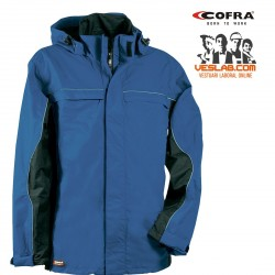 CHAQUETA IMPERMEABLE COFRA BYLOT