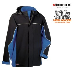 CHAQUETA SOFTSHELL COFRA NORWAY