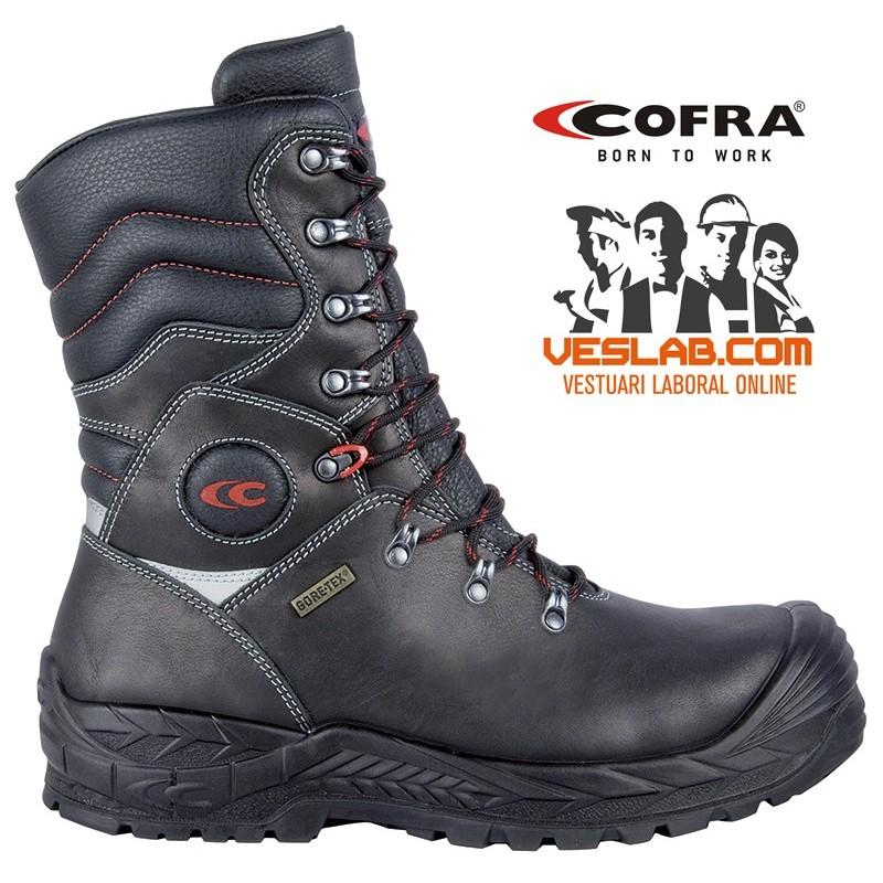BOTTES GORE-TEX COFRA BRIMIR S3 WR CI HRO SRC