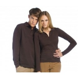 LONG SLEEVES MANCHES LONGUES POLO 100%
