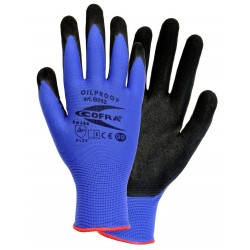 GUANTES COFRA OILPROOF (Nitrilo)