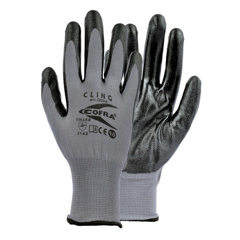 COFRA CLING NYTRILE GLOVES