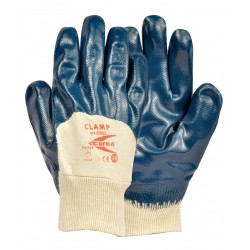 GUANTES COFRA CLAMP (Nitrilo)