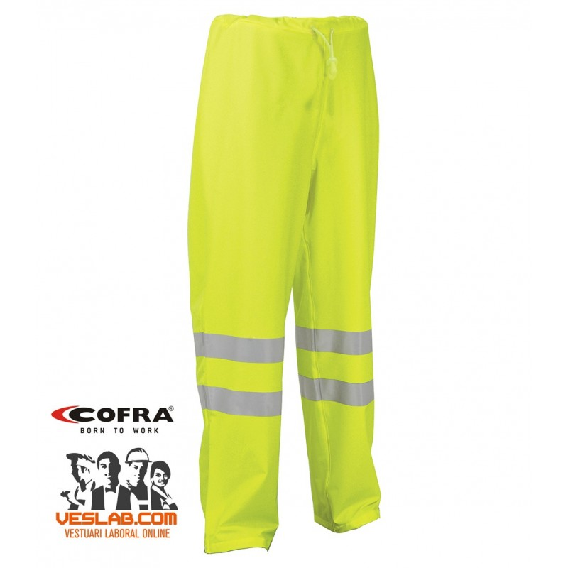 OVERTROUSERS HIGH VISIBILITY COFRA MICENE