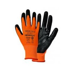 COFRA GLOVES IMPERVIOUS nitrile (PACK12 UNID)
