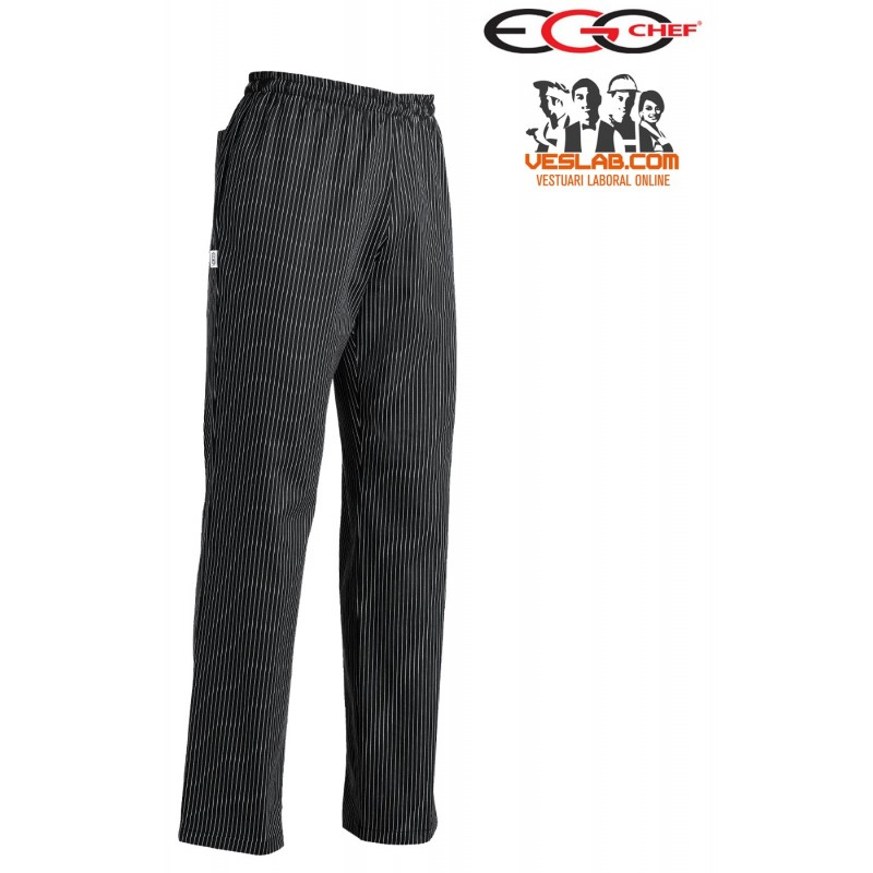 PANTALON EGOCHEF SIR