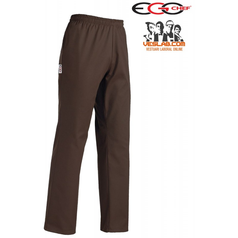 EGOCHEF CHOCOLAT PANTS