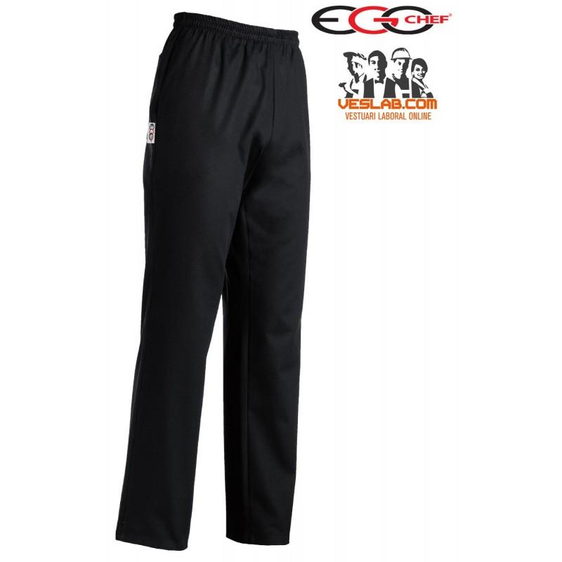 EGOCHEF BLACK PANTS