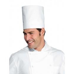 ISACCO WHITE CHEF HAT