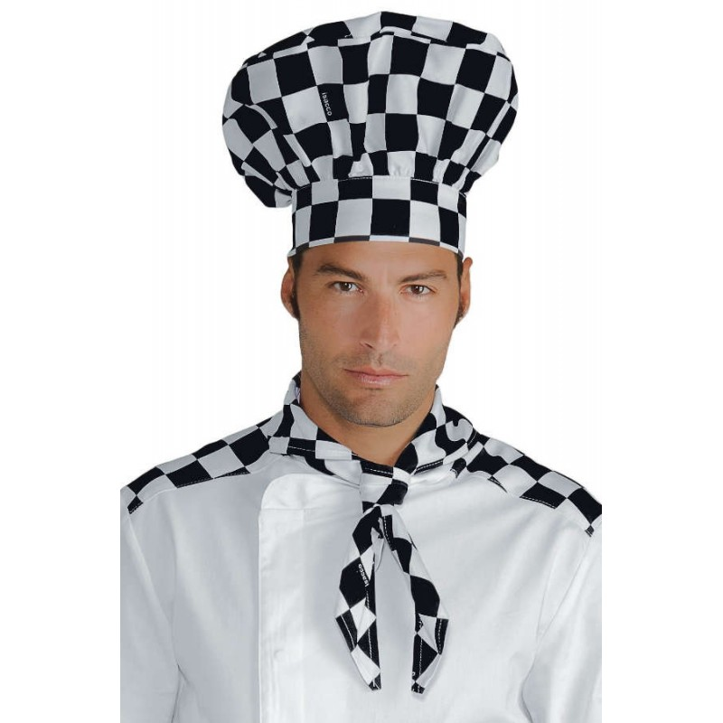 ISACCO CHESS HAT