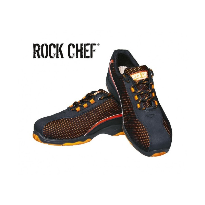 ROCK CHEF  RCBS 1/23 Step 1 SAFETY CHAUSSURES