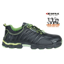 COFRA SBATT LIME S3 ESD SRC SAFETY SHOES