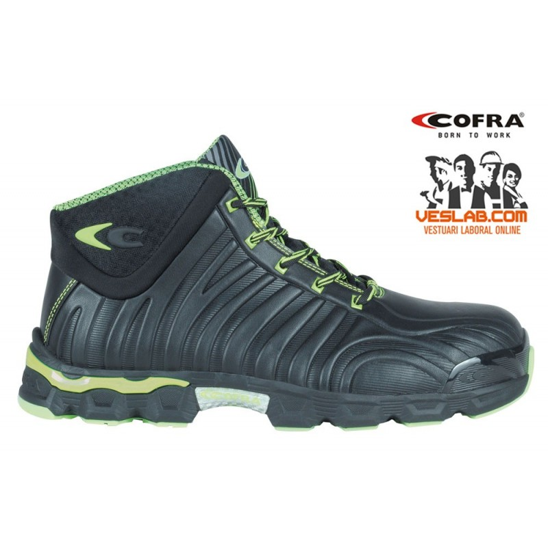 BOTTES COFRA UPULP LIME S3 SRC
