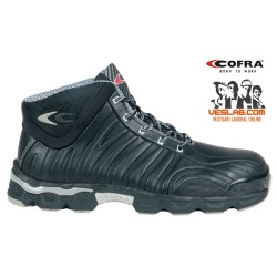 COFRA UPULP BLACK S3 SRC SAFETY SHOES