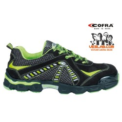 COFRA FITBOX BLACK S1 P SRC SAFETY SHOES