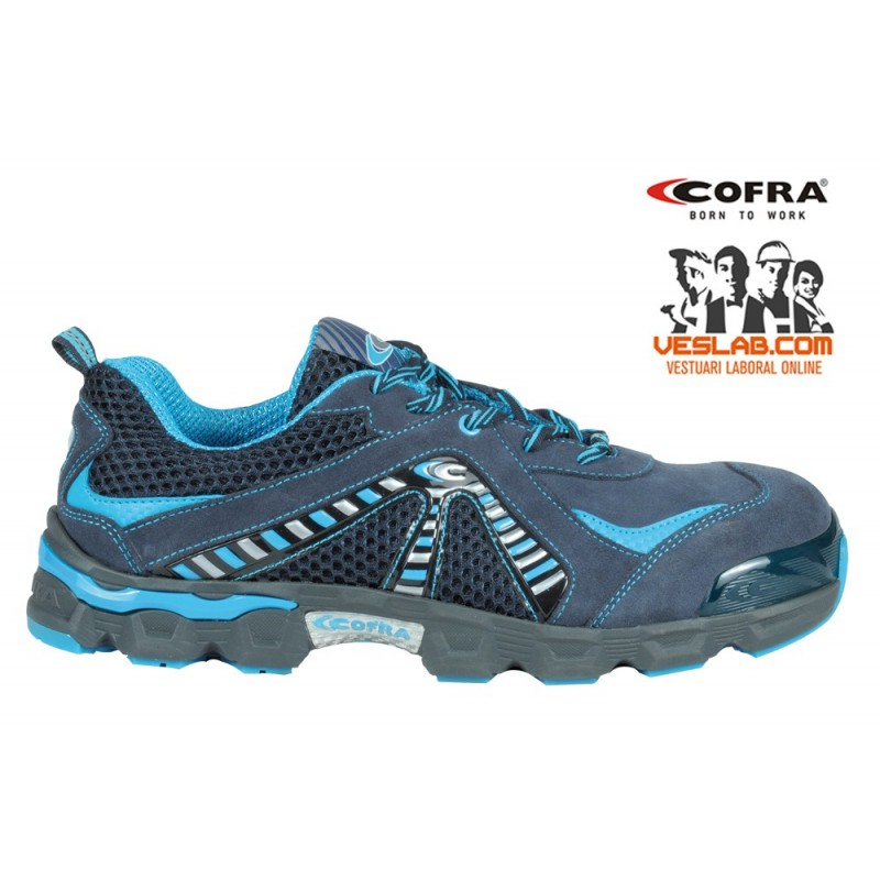 COFRA FITBOX BLUE S1 P SRC SAFETY SHOES
