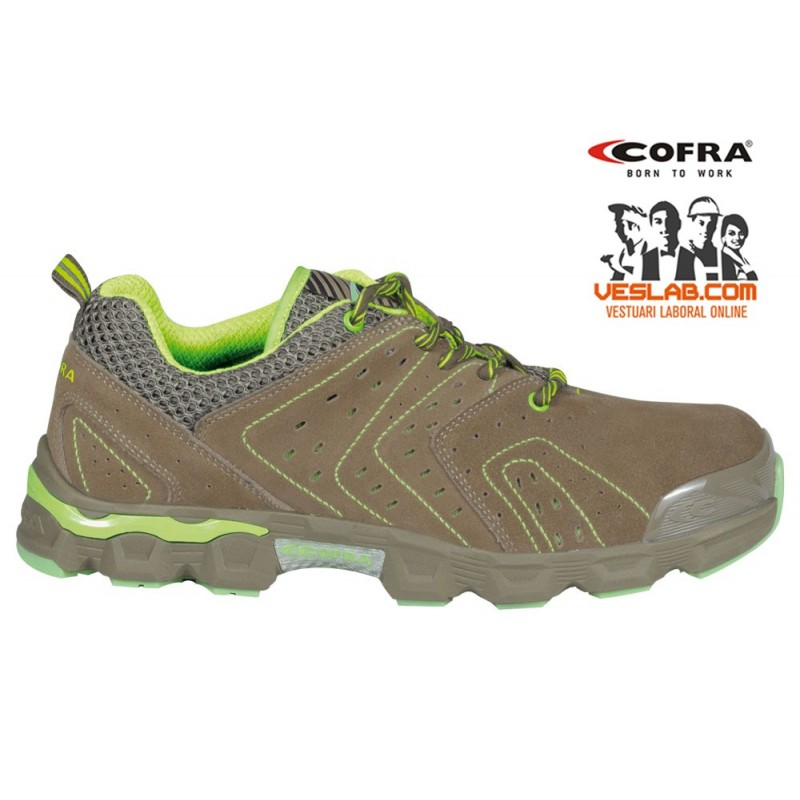 COFRA DIVING BEIGE  S1 P SRC SAFETY SHOES