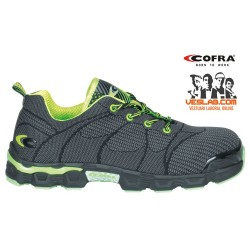 COFRA BEACH SOCCER GREY S1 P SRC SAFETY SHOES