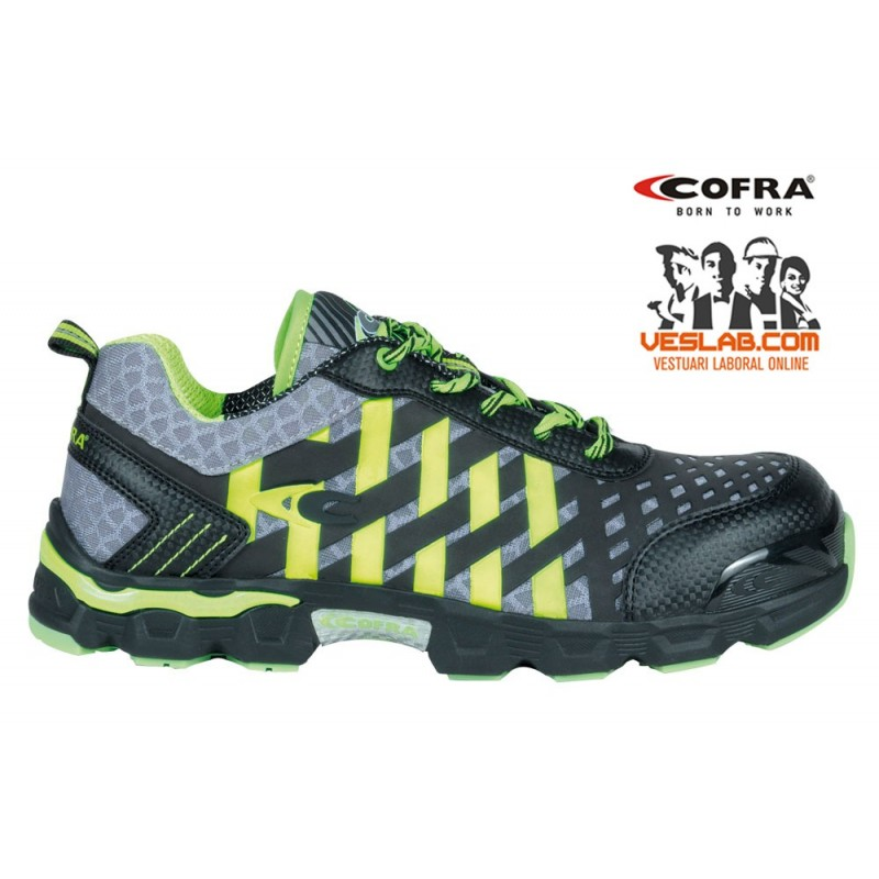 COFRA KAYAK GREY S1 P SRC SAFETY SHOES