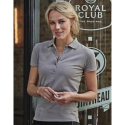 LUXURY STRETCH WOMAN POLO