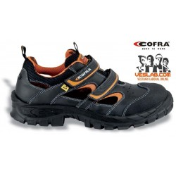 COFRA VITHAR S1 P ESD SRC OPEN SAFETY TRAINERS