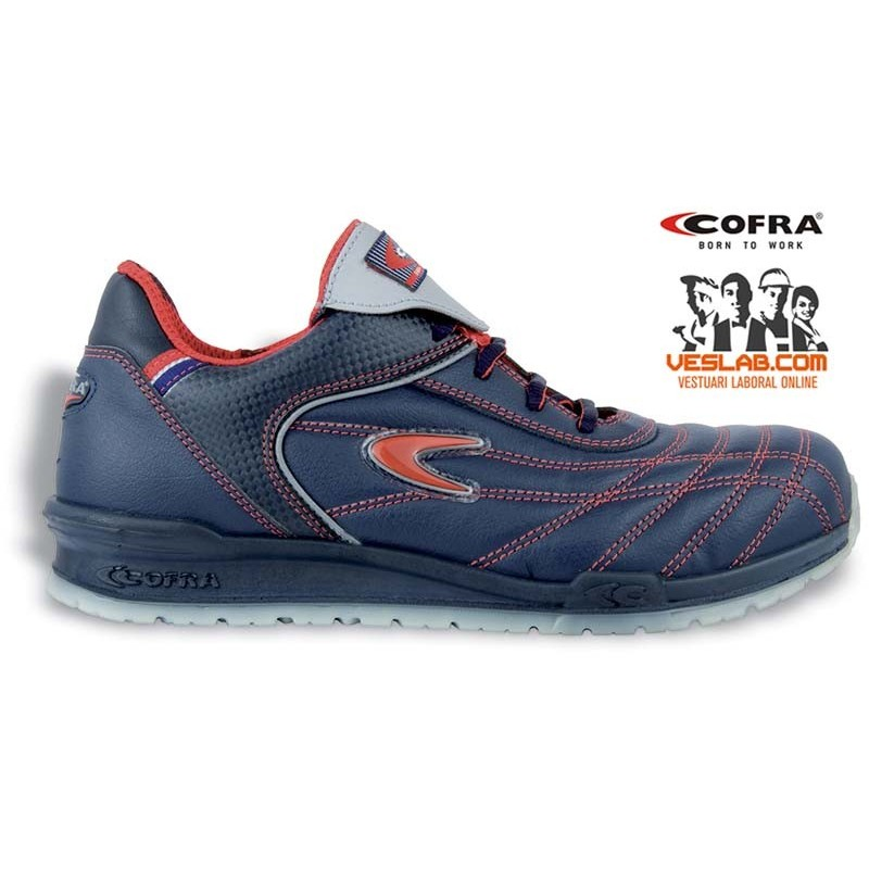 COFRA PLUMB S1 P SRC SAFETY TRAINERS