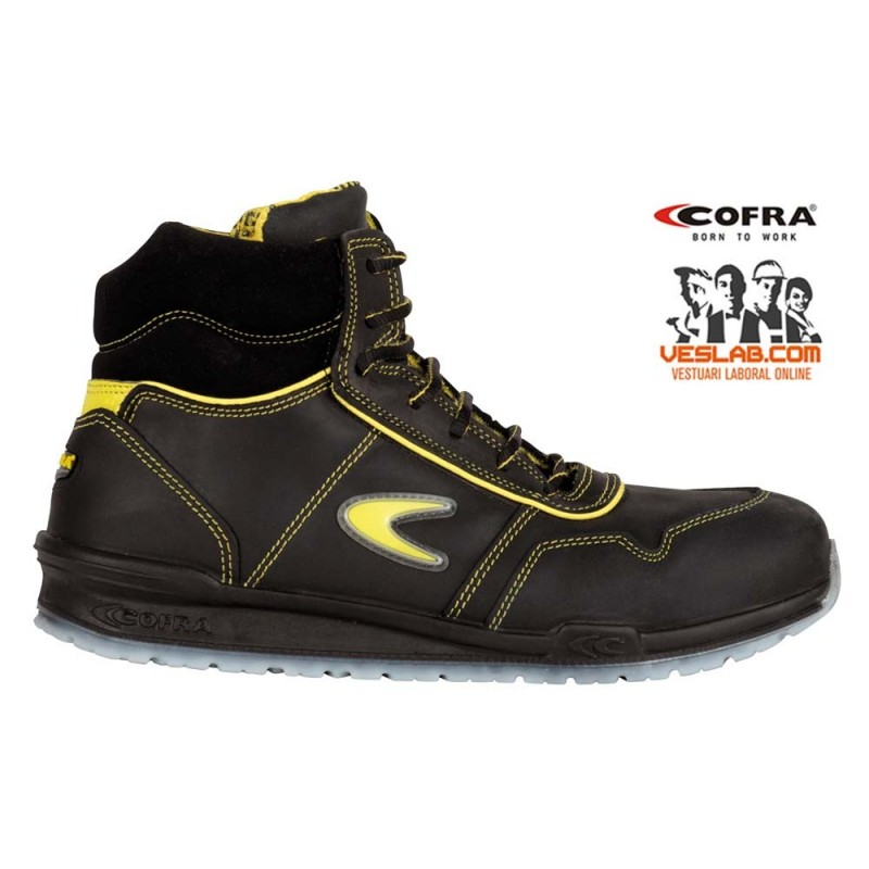 COFRA EAGAN S3 SRC SAFETY BOOTS