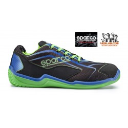 SPARCO TEAMWORK TOURING S1P SAFETY BOOTS